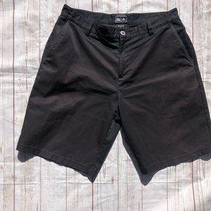Adidas Black Vented shorts size 34
